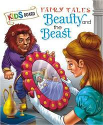 Kids Board Fairy Tales Beauty Beast