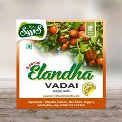 Siggis Elandha Vadai, Packaging Size: 100 Grams