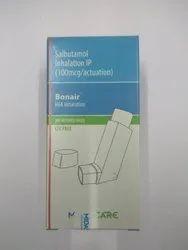 Bonair Inhaler 100mcg