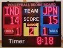 Led Volleyball Scoreboards, Shape: Rectangle
