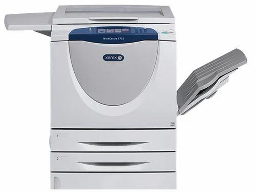 Perfect Binding Machine Single Clamp & WorkCentre 6515 Xerox Printer