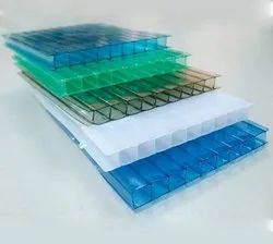 Polycarbonate Multi Wall Sheets 6 Mm Thk