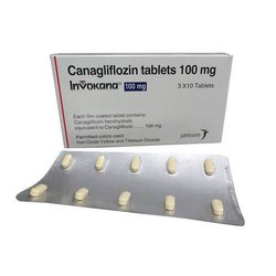 Canagliflozin 100mg Tablet