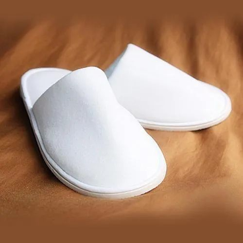 Terry Towel Hotel Slippers