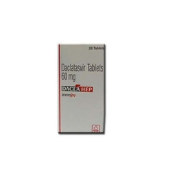 Daclahep Tablet, Packaging: Strip