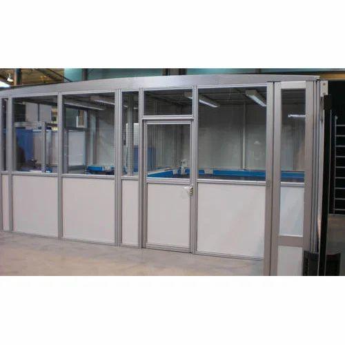 Aluminium Office Door Partitions  sc 1 st  IndiaMART & Aluminium Office Door Partitions Door Partitions - Preksha ...