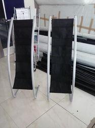 Fabric Magazine Stand