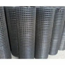 MS Welded Wire Mesh, Thickness: 2 mm To 4.5 mm