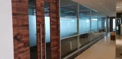 Designer Aluminium Office Partition