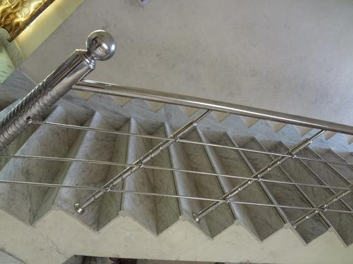 stainless steel Hand Rail - SS Hand Railing Manufacturer from Chennai