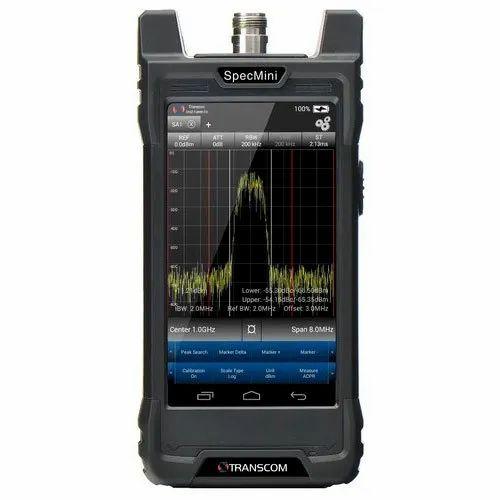 Portable RF Spectrum Analyzer