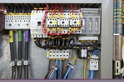 220V To 480V Three Phase And Single Phase Electric Control Panel, IP33 And IP40
