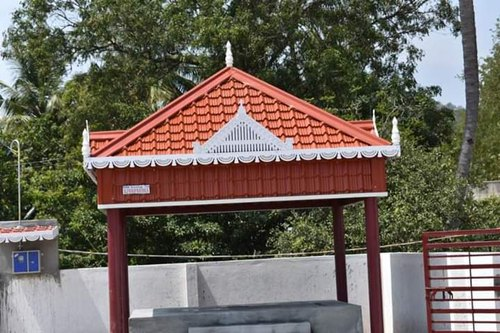 Kerala Model Colour Roofings Service Provider Of Roofing Sheet Work Kerala Model Tile Sheet Work Roof Sheet Shed Work From Dharmapuri
