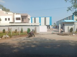 Offline Concrete Frame Structures Industrial construction, In Gujarat, Elevators & Escalators