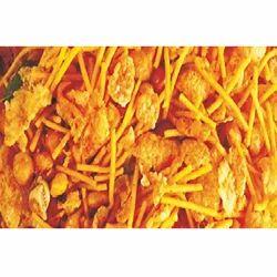 Salty Corn Mix Kara Sev, For Snacks, Packaging Type: Packet