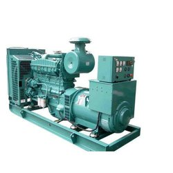 380 Kva 100-150 L Used Cummins Diesel Generator, 24 V