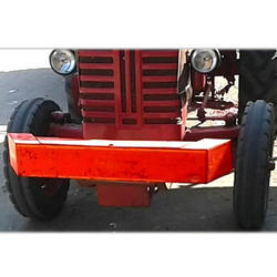 2 Feet Box Type Tractor Bumper