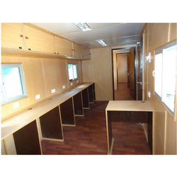 Portable Furnished Cabin