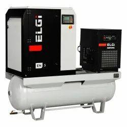3 HP En-2 Rotary Screw Air Compressor