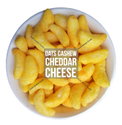 Roasted Yello Oats Cashew Cheddar Cheese, Packaging Size: 15 Kg
