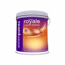 Wood Royale Luxury Enamel Paint, For Interior, Packaging Type: Bucket