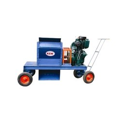 Diesel Engine Agricultural Shredder
