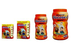 Orange Flavour Glucose-D Powder