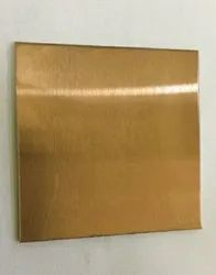 Rose Gold Matte Finish 20 Gauge Sheets