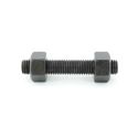 Amco Metal Hastealloy B2 Stud Hex Bolt With Hex Nut
