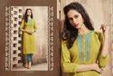 Chumbak Ruby Silk Designer Kurti