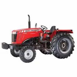梅西弗格森9500 58 HP智能系列四轮驱动拖拉机,起重能力:2050 Kgf