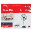 Home Star Farrata Electric Pedestal Fan, Warranty: 24 Months