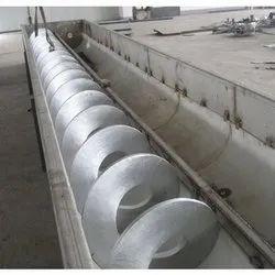 Screw Conveyor for Construction Site