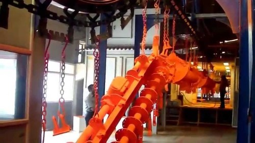 Powder Coatings Agricultural Equipment