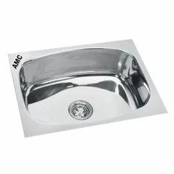AMC Single Bowl Stainless Steel Sink