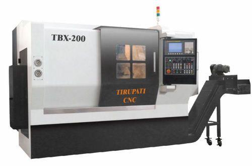 Slant Bed Turning Machine - TBX-200 (SIEMENS 828D)