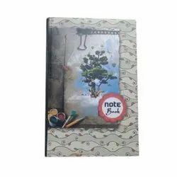 A4 Single Line Writing Notebook