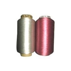 Bright Polyester 150 Roto Dyed Yarn, for Textile Industry, Count: In Rolls
