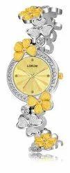 Lorem Women Diamond Bracelet Watch, For Personal Use, Model Name/Number: LR260