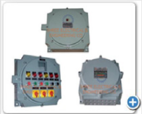 ATEX Flameproof Multiway Junction Box - Shree Flameproof