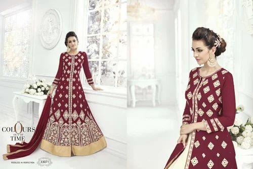 0816ff8b8e Party Wear Nagin Vol 8 Latest Faux Georgette Salwar Kameez Collection