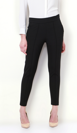 684d71986 Van Heusen Black Trousers, Casual Ladies Trouser, महिलाओं ...