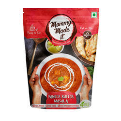 Ready To Eat Paneer Butter Masala, Packaging Size: 72g