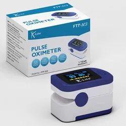 K-Life Fingertip Pulse Oximeter