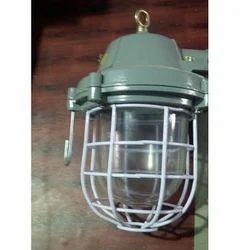 Flameproof  Well Glass Light