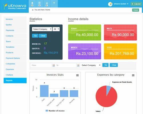 invoicing services ghatkopar west mumbai convergence it