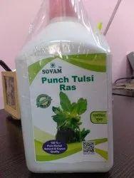Sovam Panch Tulsi Juice, Bottle