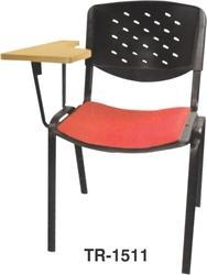 Emerald Writing Arm Chair for Student Classroom Training