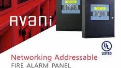 Fully Automatic M S Body Ravel Avni Addressable Fire Alarm Panel