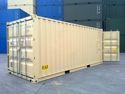 Double Door Containers